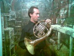 Baroque French Horn with Piano - Paolo Faggi